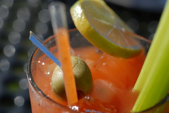 Here's How to Make an Award-Winning Bloody Mary