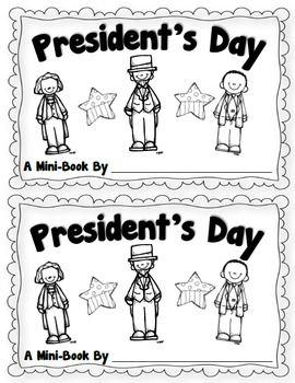 Kid's Books for Presidents' Day