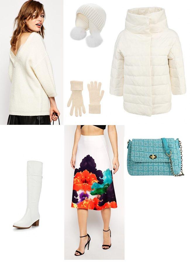 Образ Белоснежки для яркой и контрастной девушки Наташи - идеальный образ для свидания.   #snowwhite #Белоснежка #образ #outfit #date #свидание