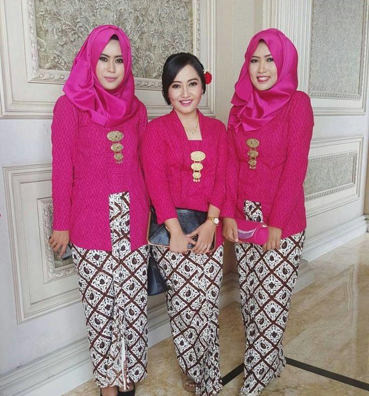 11 Ide Kebaya Kutu Baru Hijab Yang Bisa Buatmu Tampil Mempesona Di Segala Acara