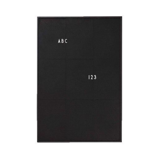 Message Board A2, Black - Dekorationer & detaljer- Köp online på åhlens.se!