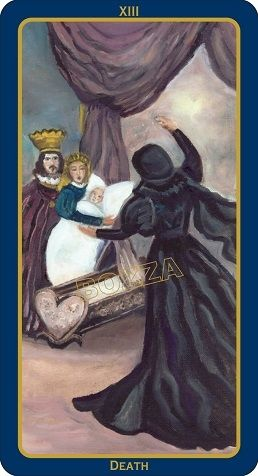 Fairy Tale Tarot of the 22 Major Arcana Cards