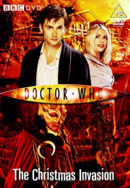 169 best Doctor Who - The Christmas Invasion images on Pinterest ...