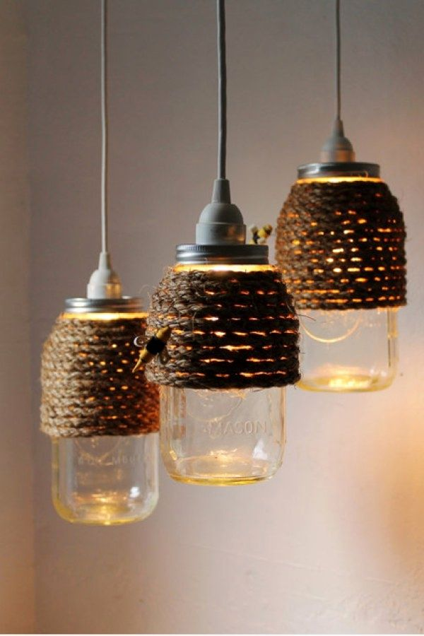 Easy Diy Hanging Light Designs You Can
