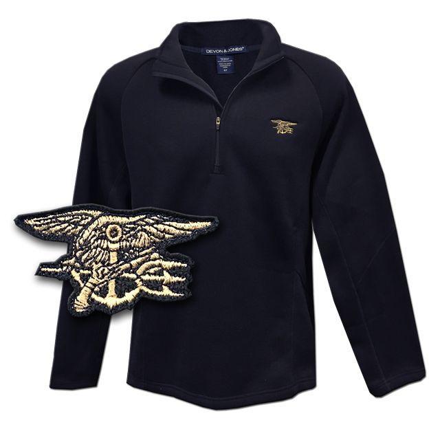 Trident Men's Half-Zip Sweater Fleece