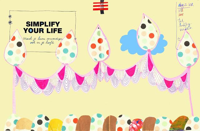 mariska eyck: simplify your life