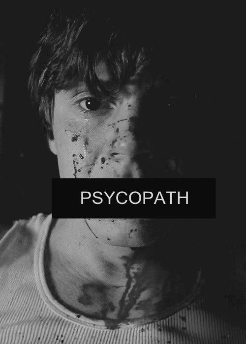 Todos  por dentro tenemos un psicopata y hay veces que toca liberarlo