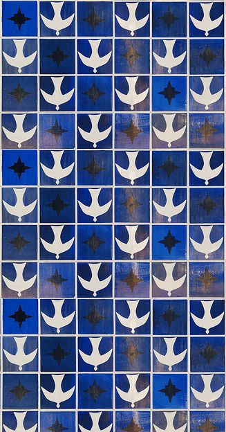 Oscar Niemeyer | tiles |