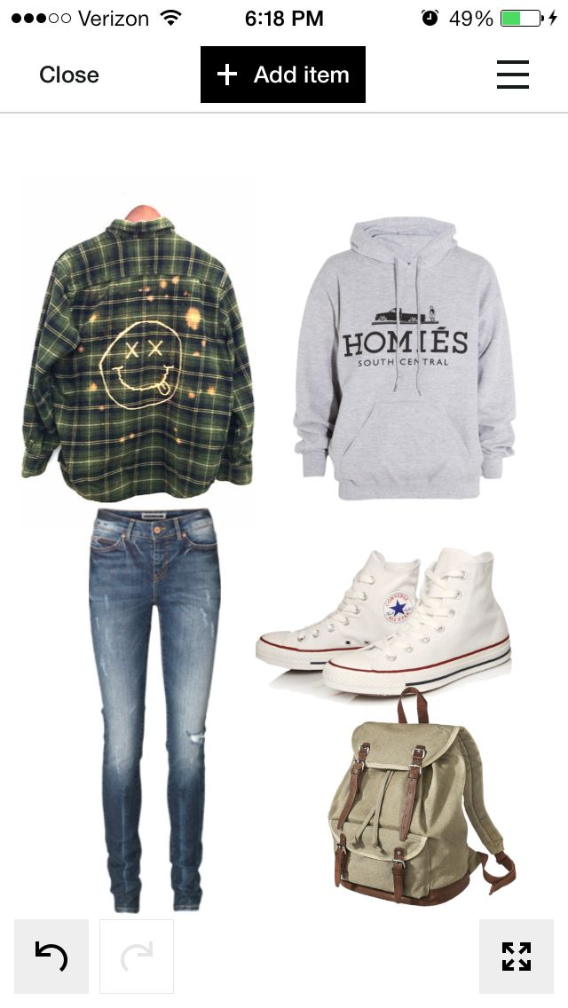 comfy casual highschool/college outfit