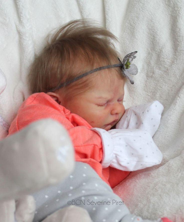BCN ~ Baby reborn doll - Mia by Heike Kolpin