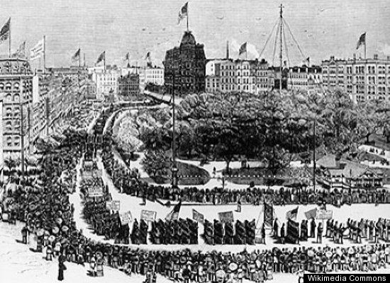 Labor Day History: 11 Facts You Need To Know    Pinner adds: Labor Day, the first Monday in September, is a creation of the labor movement and is dedicated to the social and economic achievements of American workers. It constitutes a yearly national tribute to the contributions workers have made to the strength, prosperity, and well-being of our country.