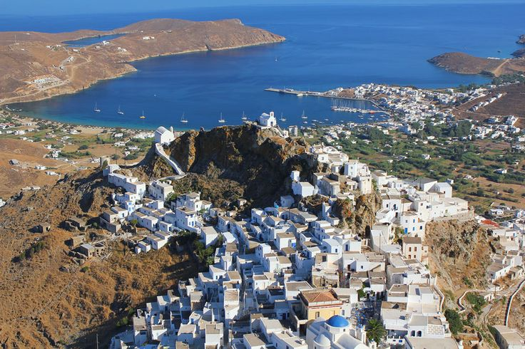 Serifos Island - Cyclades, Greece