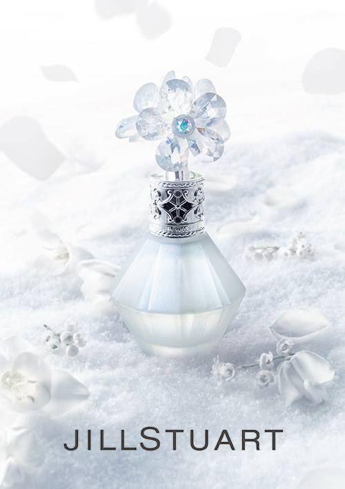 Jill Stuart Crystal Bloom Snow ~ New Fragrances