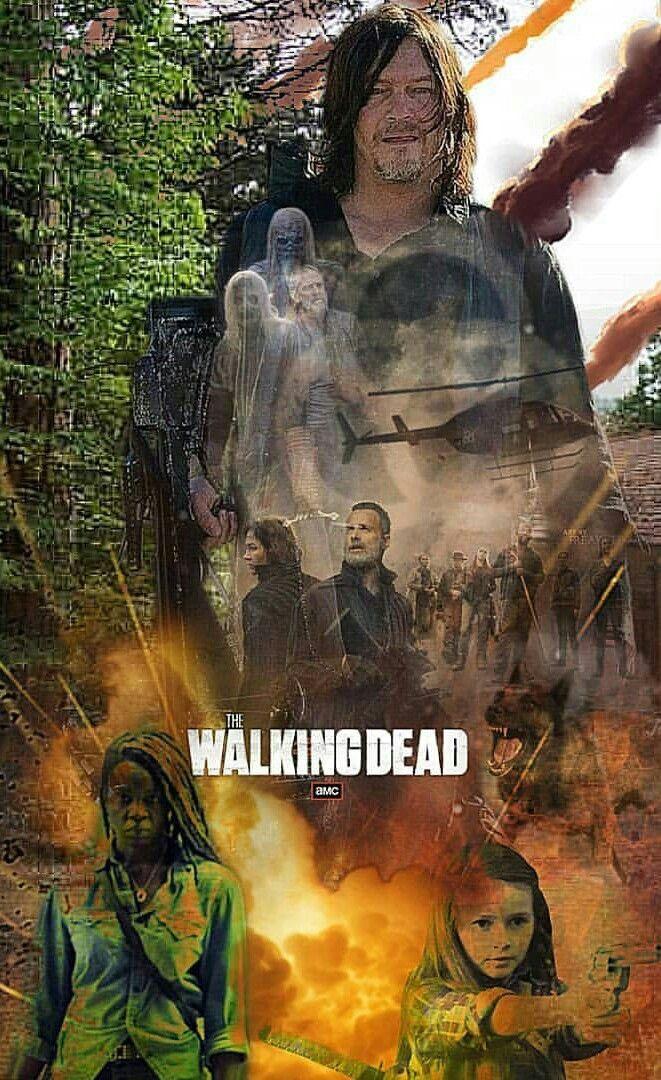 The Walking Dead Can T Wait For Season 10 The Walking Dead