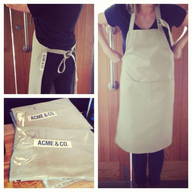 I love these products. As seen at wellington PREFAB cafe.  ACME & CO Apron in store now at www.LETLIV.co.nz