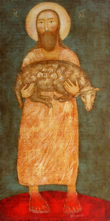 Julia Stankova - the found sheep