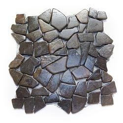 stratastones interlocking pebble tile   mosaic tiles