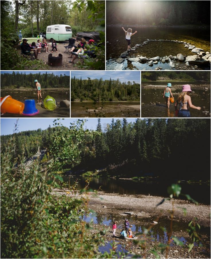 Happy Camping at Pembina River Provincial Park » Twirls and Travels