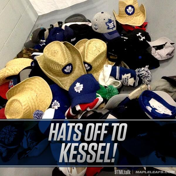 phil kessel ! loved this game!