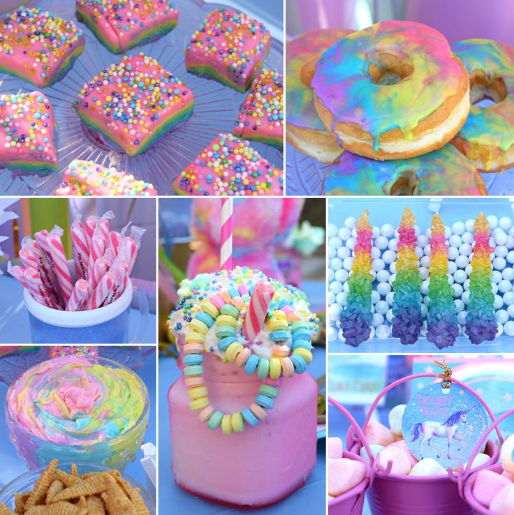 Unicorn Food Party Ideas In 2019