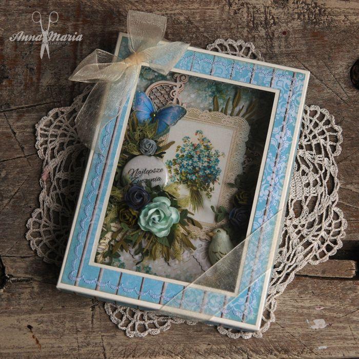 Inspiruje Iwona: moje wiosenne marzenia - Inspirations from Iwona: my spring dreams