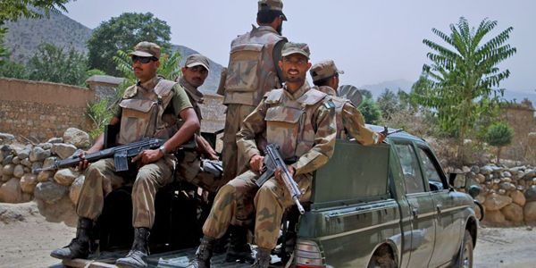Three terrorists of banned outfit killed in Machh