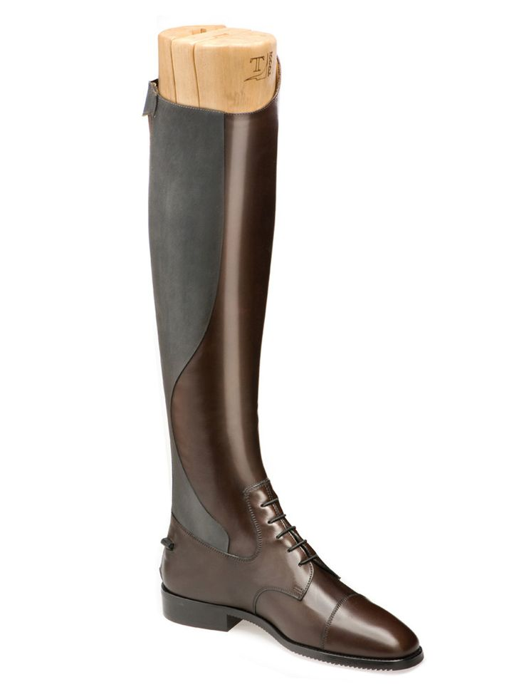 Tuccy T,grip type B riding boots. Handmade luxury riding wear. Italian  craftsmanship