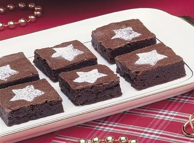 Quick & Easy Fudgey Brownies