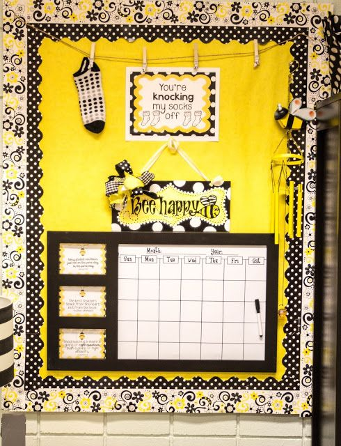 Classroom Design And How It Influences Behaviour ~ The best bee bulletin boards ideas on pinterest