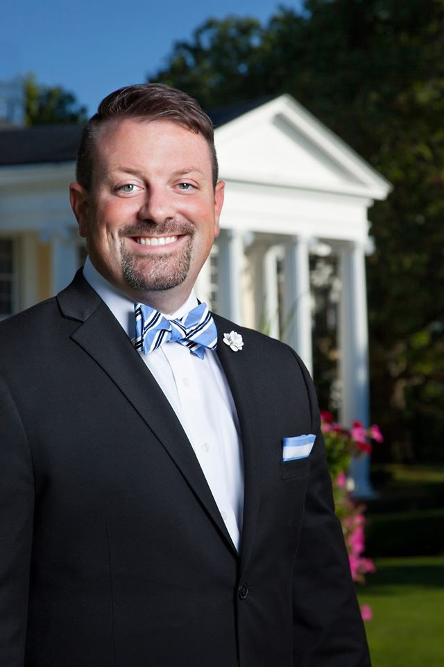 Eric L. Fithyan, Owner, Chambers & James Funeral, Pet & Cremation Services