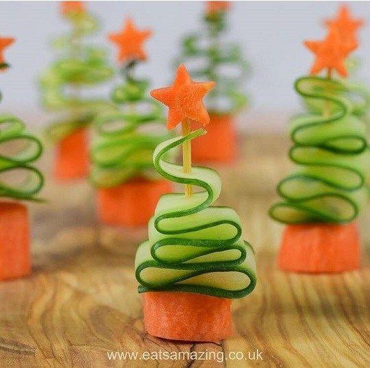 10 ideias de comidinhas divertidas de Natal (Mamãe Prática)