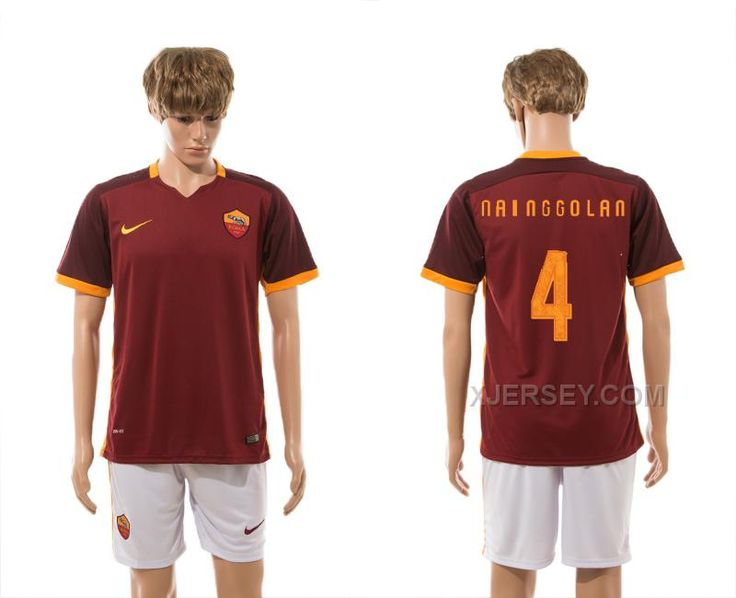 http://www.xjersey.com/201516-rome-4-nainggolan-home-jersey.html Only$35.00 2015-16 ROME 4 NAINGGOLAN HOME JERSEY Free Shipping!