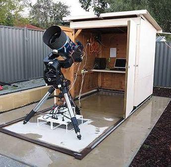 48 Best Backyard Observatories Images On Pinterest