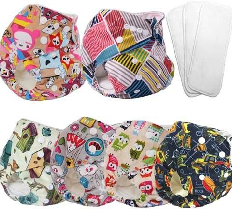 $4.99 - cloth diapers,cloth disposable diapers