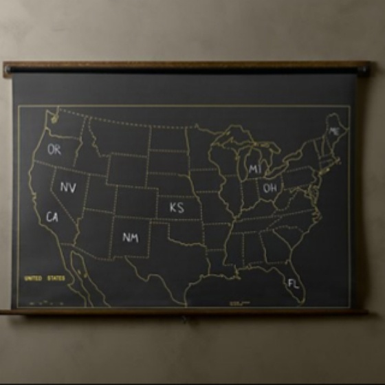 146 best US Map Stencil images on Pinterest Playgrounds