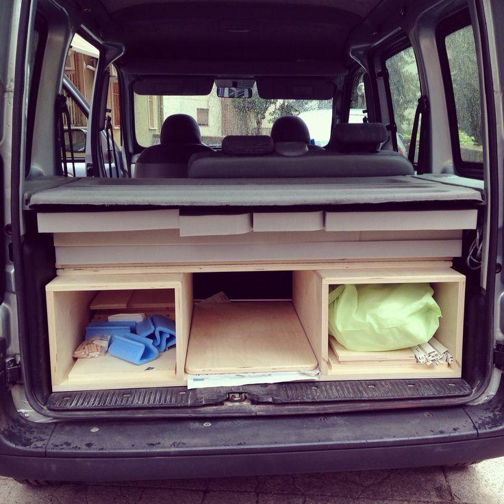 renaultkangoo renault kangoo kampgoo camping camper. Black Bedroom Furniture Sets. Home Design Ideas