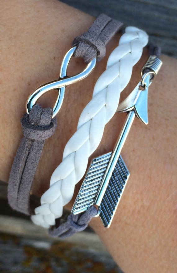 """""""Press Forward With A Steadfastness In Christ"""" 2016 YW Theme. $5 Each. Contact through Etsy for a group discount! Adjustable Multi Layer Bracelet. Great for Birthday Gifts, New Beginnings, Girls Camp, YW In Excellence."""