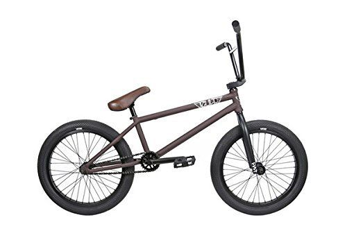 Cult Sig Series 2016 DAK Brown Complete Pro BMX Bike - http://www.bicyclestoredirect.com/cult-sig-series-2016-dak-brown-complete-pro-bmx-bike/