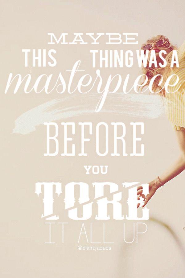 Imgenes De Song Lyrics Quotes Taylor Swift 1989