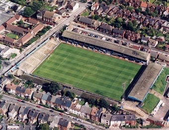 Saltergate, Chesterfield FC