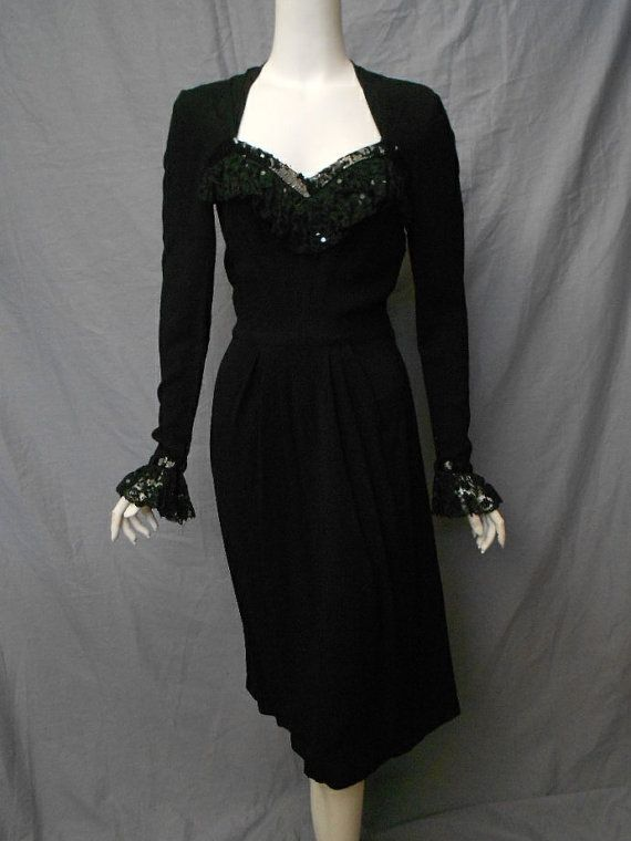 1000 Images About 1940s Fashion On Pinterest: 1000+ Images About 1940s Cocktail Dresses On Pinterest
