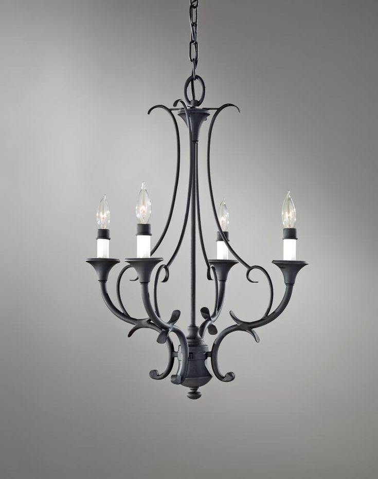 Elegant black chandelier by feiss lighting dulles electric supply corp