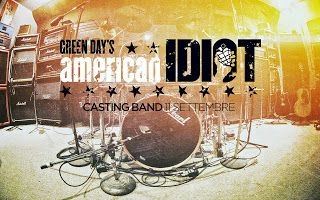 Claudia Grohovaz: American Idiot - Casting Band