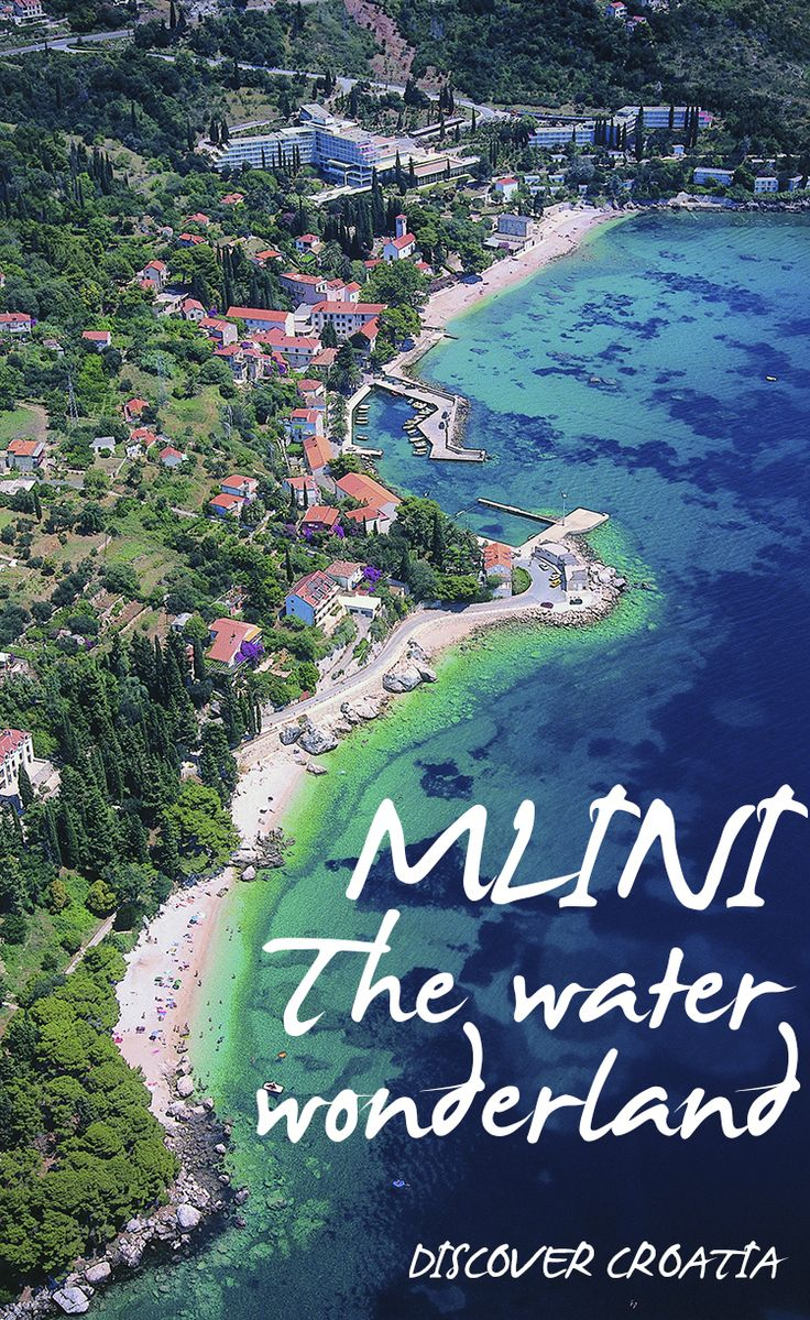 One day trips from #Dubrovnik: Mlini Village!