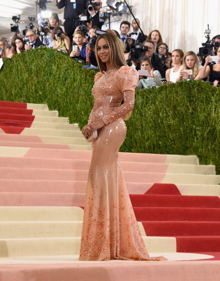 Beyonce attends 2016 Costume Institute Met Gala