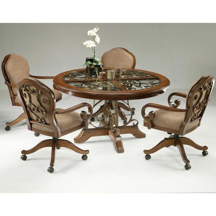 Cr510548cr160 In By Pastel Furniture In Deptford Nj Carmel Dining Set Kitchen Sets