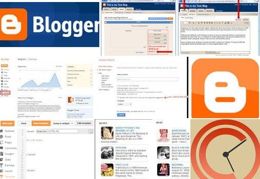 And this is how you get blog spot/blogger posts!