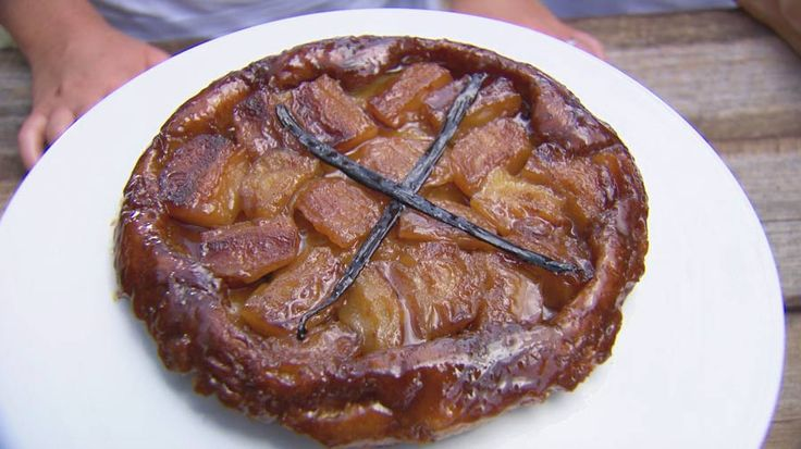 Apple Tarte Tartin - official MasterChef Australia recipe by Darren Purchese