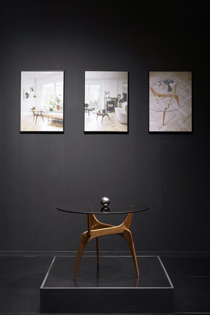Brdr. Krüger's newest member: TRIIIO Tables, designed by #Hansbølling