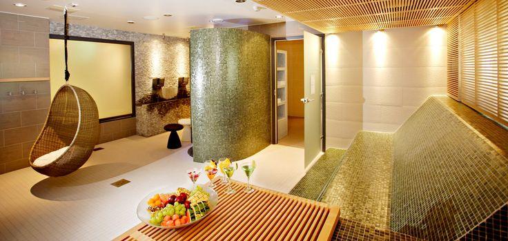 Hotel, spa, Kyyhkylä Manor, mosaic tiles, ambiance lighting
